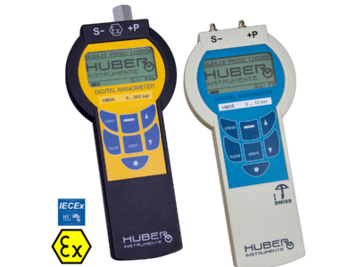 Huber-Manometer35